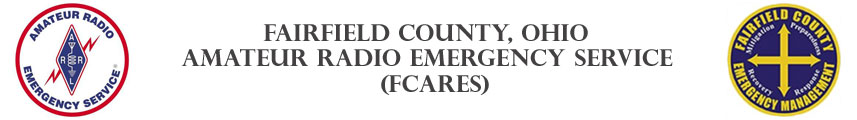 Fairfield County, Ohio Amateur Radio Emergency Service (FCARES)